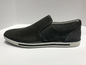 Kenneth Cole Initial Slip On Shoes, Men's Size 10M, Grey, Casual