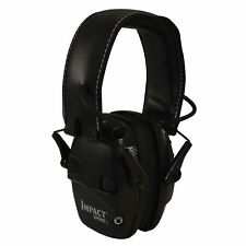 HOWARD LEIGHT R-02524 Impact Sport Black Electronic Earmuff