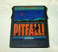ColecoVision PITFALL! Game by Activision RARE Coleco Tested Coleco vision