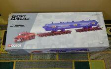 Corgi 18006 Scammell Contractor, Nicholas Bogies & load 1:50 diecast vgc boxed