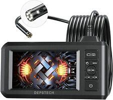Depstech Dual Len Industrial Endoscope 1080p Digital Borescope Inspection Camera