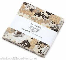 "Moda FABRIC Charm Pack ~ BLACK TIE AFFAIR ~ by Basic Grey 42 - 5"" sqs"