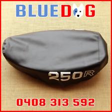 HONDA XR250R XR250 R 1981 81 1982 82 SEAT COVER **Aust Stock** HP261