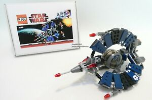 LEGO STAR WARS DROID TRI-FIGHTER FROM 8086 GENUINE MODEL NO MINIFIGURES
