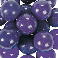 Large Purple Gumballs - Candy -97 Pieces