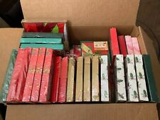 Set Of 50 Christmas Gift Box Variety Of Style