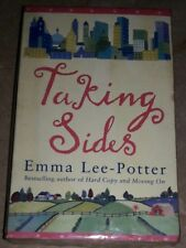 Emma Lee- Potter: Taking Sides PB