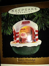 Hallmark Collectible Christmas Ornament - Santa's Workshop #cheaphallmark
