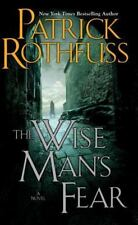 The Wise Man's Fear by Patrick Rothfuss - Signed First Edition, First Printing