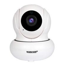 WANSCAM Wireless Wifi Dual Audio Rotate Pan/Tilt IR Infrared 1080P IP Camera P2P