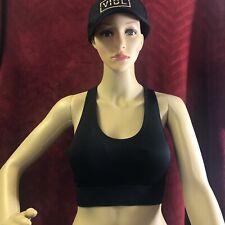 Pro-Fit Womans Sports Bra Black