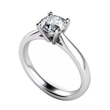 Diamond-Unique Solitaire 9ct Gold Ring 1ct Engagement Ring