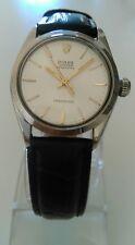 Vintage Rolex Oyster Speedking Precision mid size Watch