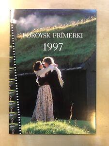 Faroe Islands 1997 Year Set