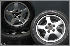 "BMW 5 Series E39 E60 E61 Alloy Wheels 16 "" Goodride New Summer 225 55 R16 99w"