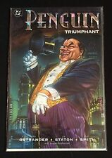 PENGUIN TRIUMPHANT (1992) GRAPHIC NOVEL JOHN OSTRANDER Batman DC Comic Book