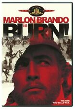 BURN! Marlon Brando - BRAND NEW