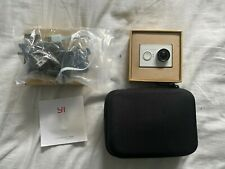 Xiaomi Yi action camera 1080p White 16.0MP With Extra Accessories