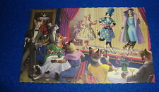 Vintage Unused Alfred Mainzer Cat Postcard
