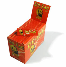 Zig Zag Rolling Papers Red Box Of 100 Booklets
