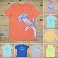 Boys Multi Choice Cotton Tee T-shirt Top Shirt Long Age 3 4 5 6 7 8 9 10 12 13