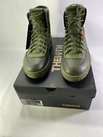 Nike Xarr Men's Medium Olive Green  High Sneakers Boots Fall Winter Shoes  SZ 11