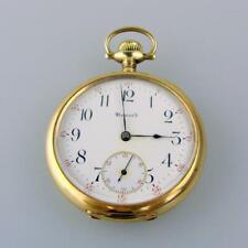 E. Howard Watch Co. Open Face 16 Size Gold-Filled Pocket Watch