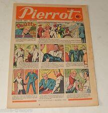 PIERROT 23 mai 1948 N°21: Monsieur GRIFFITH – Hélicoptère BELL