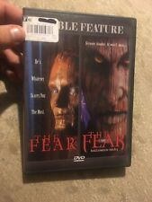 The Fear & the Fear Halloween Night DVD Double Feature
