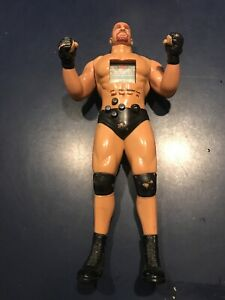Goldberg WCW Doll Handheld Tiger Electronic Video Game ....Battery Not Inc
