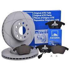 ATE Powerdisc Bremsenset Scheiben Ø288 Beläge Ceramic vorn VW Audi Skoda Seat