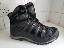KARRIMOR HOT ROUTE GREY Walking Hiking Waterproof Mens BOOTS SIZE UK 9.5 EU 43.5