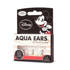 Tapones para los oídos de natación-Mickey Ratón Suave Silicona Tapones Para Los Oídos Protección - 3 Pares