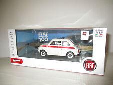 FIAT 500 CABRIOLET MONDO MOTORS SCALA 1:24