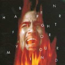 BEN HARPER 'FIGHT FOR YOUR MIND' CD NEW!