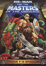 He-Man and the Masters of the Universe: Origins DVD