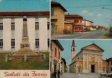 #FERNO: SALUTI DA
