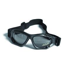 Commando Air Pro Goggles - Negro Teñido AIRSOFT PAINTBAL Ejército
