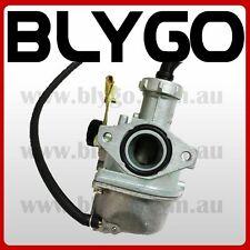 HS PZ 19mm Cable Choke Carby Carburetor 110cc 125cc PIT Quad Dirt Bike ATV Buggy