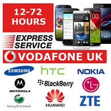 NOKIA LUMIA CODE 6 925 630 520 800 550 930 5 650 520 640 LTE VODAFONE UK UNLOCK