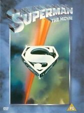 SUPERMAN THE MOVIE SPECIAL EDITION CHRISTOPHER REEVE WARNER UK R2 DVD NEW SEALED