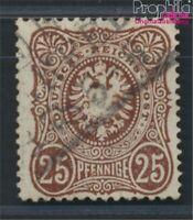 Deutsches Reich 35c geprüft gestempelt 1875 Wertangabe Pfennige (8984387