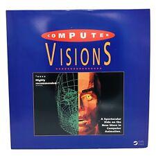 Computer Visions Laserdisc