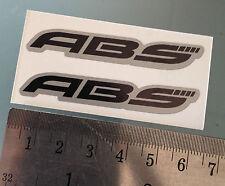 X2 ABS Decals / Stickers for Aprilia RSV4 / Tuono / Shiver