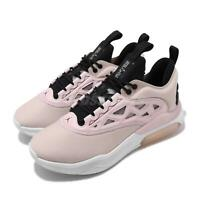 Nike Wmns Jordan Air Max 200 XX Barely Rose Black White Women Shoes AV5186-602