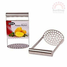 Stainless Steel Potato Ricers & Food Mill Cooking Utensils