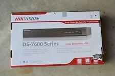 neu ds-7604ni-e1/4p-2tb hikvision 4ch nvr poe hdmi 2tb ds-7604ni-e1/4p ds-7600