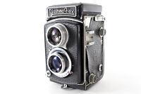 [Very Good] YashimaFlex 6x6 TLR 120 Film Camera Tri-Lausar 80mm F3.5 745115