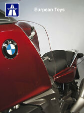 "Upper wind deflector - SHORT - clear - BMW K1600GT   K1600GTL ""SP8011T"""