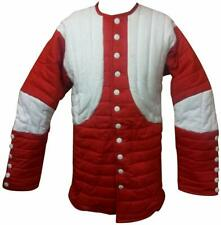 Medieval gambeson under armour medieval clothing leather armor larp